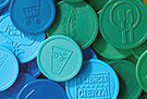 Plastic Tokens